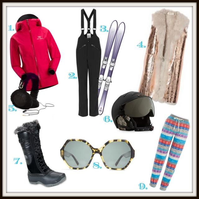 Women's Ski Trip